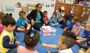 Petunia classroom